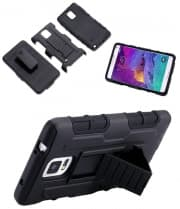 Galaxy Note 5 Heavy Duty Defense Case with Belt Clip