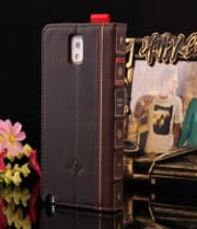 BookBook Wallet ID Case for Galaxy Note 4