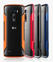 Rugged Shockproof Grip Case for LG G3