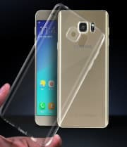Galaxy Note 5 Perfectly Shaped TPU Clear Case