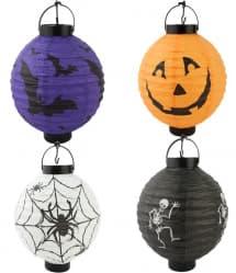 Halloween Pumpkin Hanging Lantern Light