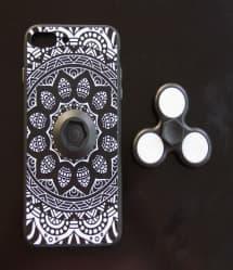 iPhone 7 Plus LED Fidget Spinner Case