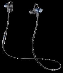 Plantronics - BackBeat Go 3 Wireless Earbuds