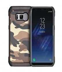 Galaxy S8 Plus Camo Tough Case