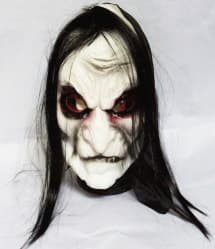 Halloween Zombie Ghost Scary Mask Costume 4