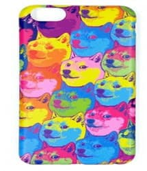 Dogge Doge Shiba Inu Case for iPhone 5 5S