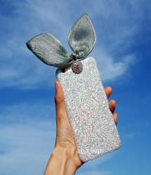 Elegant Bunny Ears Case for iPhone 7