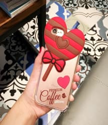 Heart Shaped Lollipop Case for iPhone 7 Plus