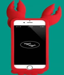 Lobster Silicone iPhone 7 Plus Case