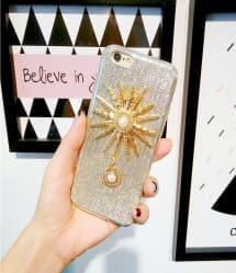 Sparkly Girl Glitter Bling Case for iPhone 7