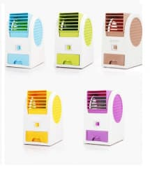 Perfume Scent USB Mini Fan