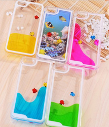 Moving Fish Aquarium Case for iPhone 5 5s