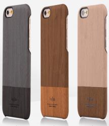 Kajsa Elegant Wooden Slider Case for iPhone 6