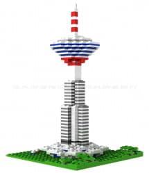 Loz Nano Block Architecture Series Kuala Lumper Tower