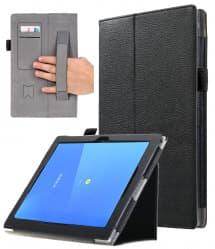 Leather Handstrap Case for Google Pixel C 10.2