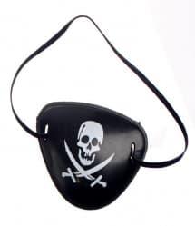 Halloween Pirate Eye Patch Mask Costume