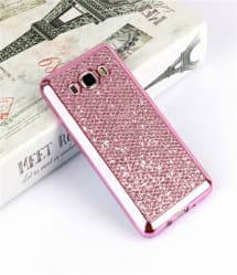 Bling Glitter Flexible Case for Galaxy S8