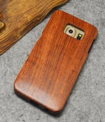 Wood Slider Case for Galaxy S8+ Plus
