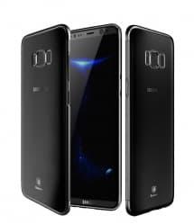 Baseus Antifingerprint Case for Galaxy S8 Plus