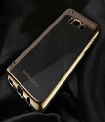 Shiny Metal Ultra Thin TPU Case for Galaxy S8 Plus