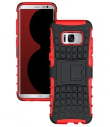 Tough Defense Case With Stand For Galaxy S8