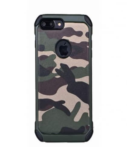 Camouflage Tough Shockproof iPhone 7 Case
