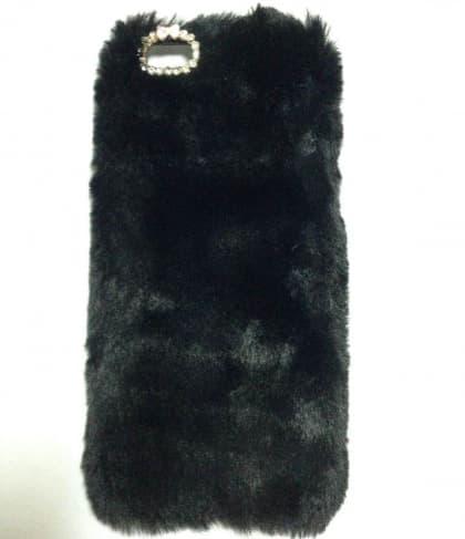 Soft Rabbit Fur Elegant Case for iPhone 7