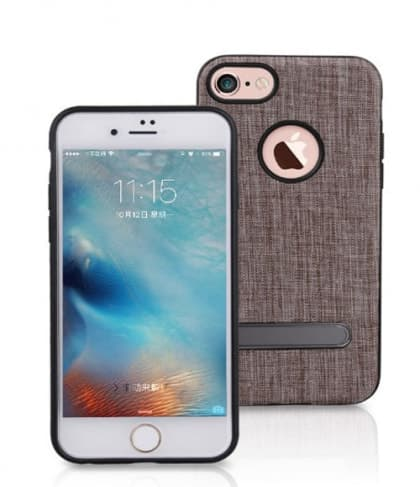 Fabric Full Protective 360 Case for iPhone 7
