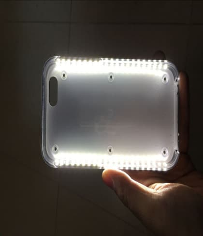 LED Selfie Case for iPhone 7