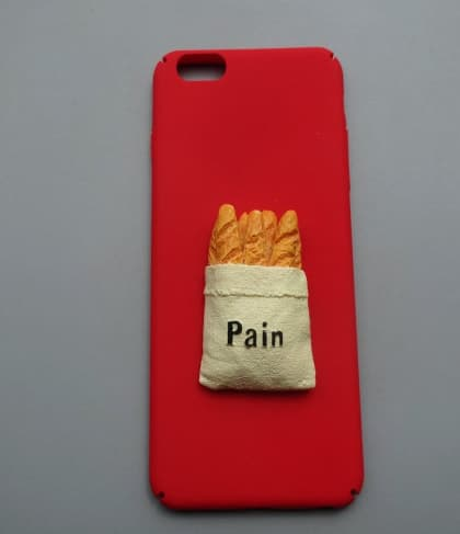 Sunny Day Pain Bread Case for iPhone 7