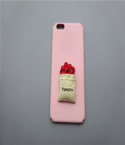 Sunny Day Tomato Case for iPhone 7