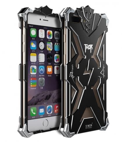 Solid Metal Shockproof Drop Resistant Case for iPhone 7