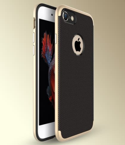 Carbon Fiber Dual Layer Case for iPhone 7