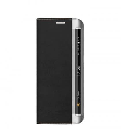 Zenus Buffalo Diary for Galaxy S6 Edge Black