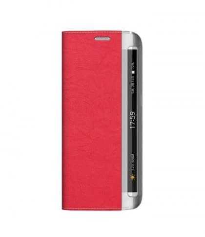 Zenus Buffalo Diary for Galaxy S6 Edge Pink