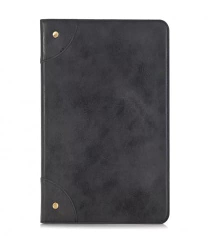 Vintage Leather Folio Card Holder Case for Galaxy Tab S3 9.7""