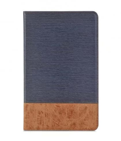 """Line Pattern Book Folio Wallet For Galaxy Tab S3 9.7"""""""