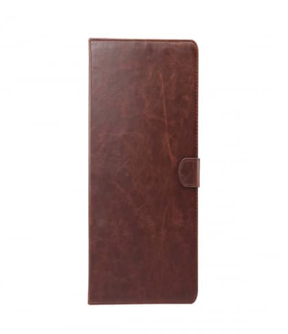 Vintage Leather Book Cover Folio for Galaxy Tab S3 9.7""