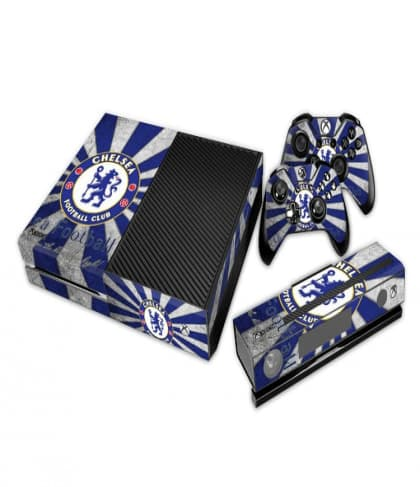 Chelsea Decal Set For Xbox One And Controller Smartykoo